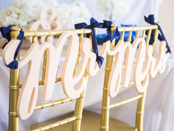 Свадебные атрибуты для фотосессии