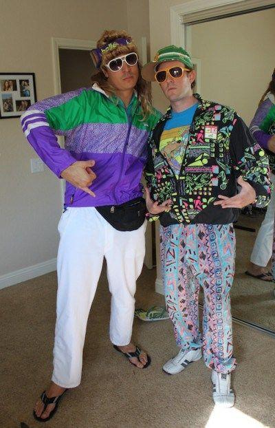 Как одеться парням на вечеринку в стиле 90-х