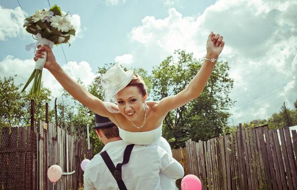 Как украсить подъезд на выкуп невесты?