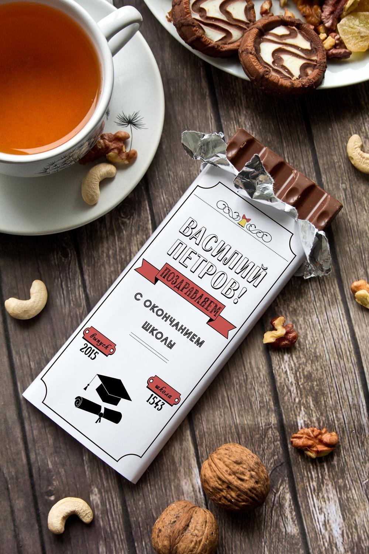 Подарочный шоколад для выпускника