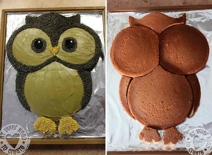 Как украсить торт кремом для ребенка