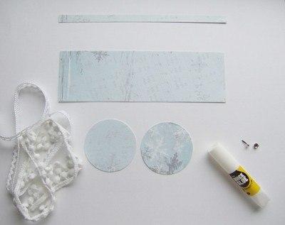 Пасхальные корзинки из бумаги своими руками