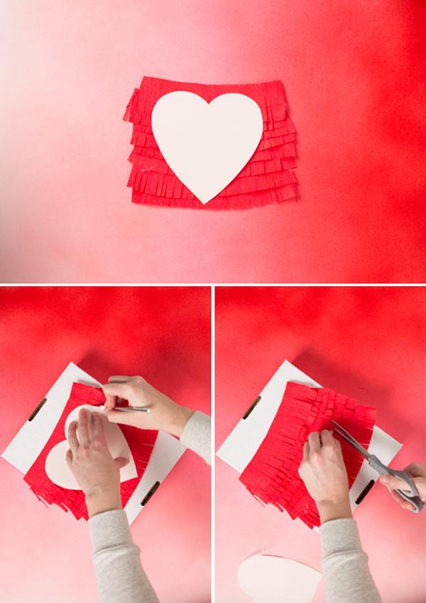 как упаковать подарок на 14 февраля