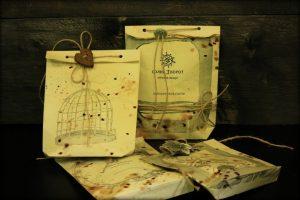 Пакетики для сувениров своими руками