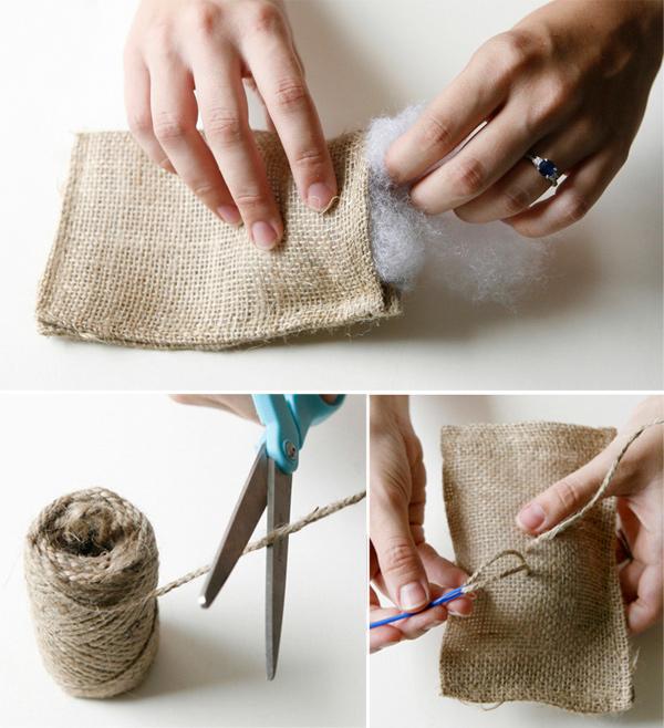 Как сшить подушечку для колец
