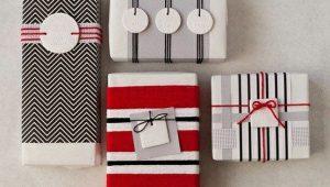 Оригинальные идеи упаковки подарков к Новому году