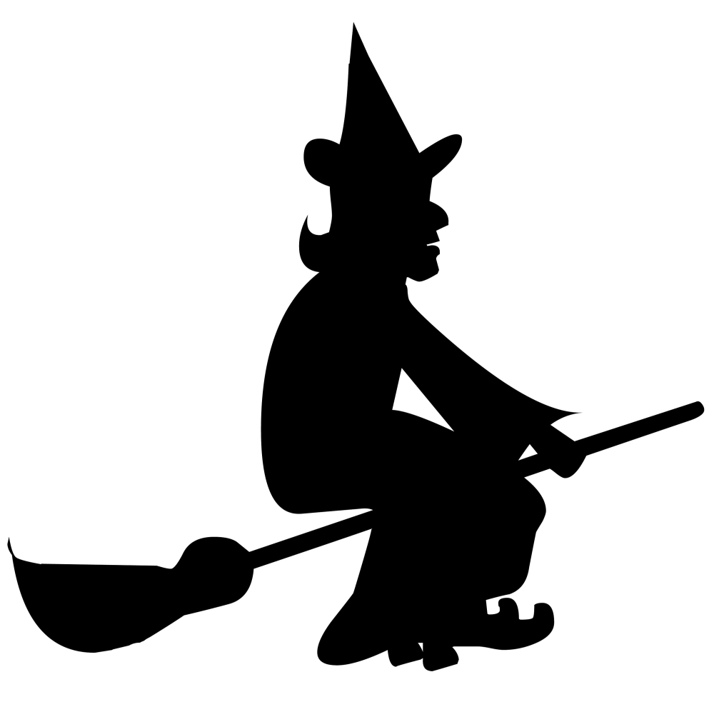 Шаблон ведьмы