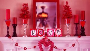 Идеи декора ко Дню Святого Валентина