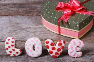 Шаблоны конфет ко Дню Святого Валентина