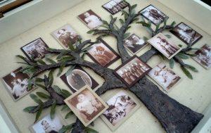 Семейное дерево своими руками