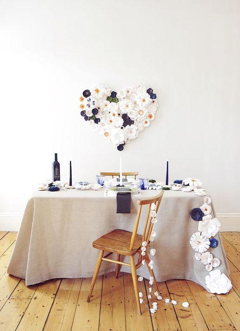 Бюджетный декор свадьбы своими руками