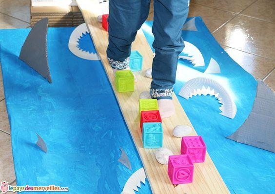 Игры для детей на День рождения в морском стиле