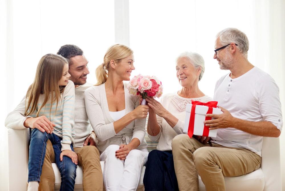 Подарки для родителей