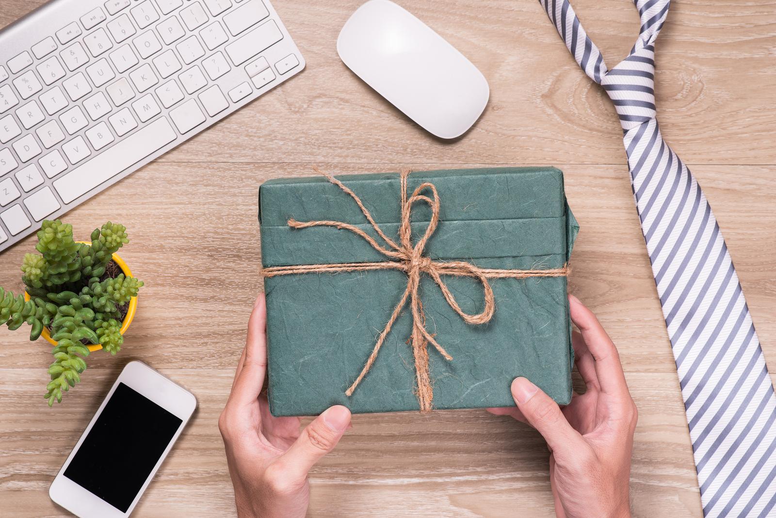 Подарки коллегам ан 23 февраля
