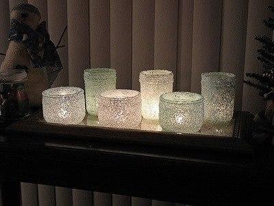 Соляные подсвечники и вазы своими руками
