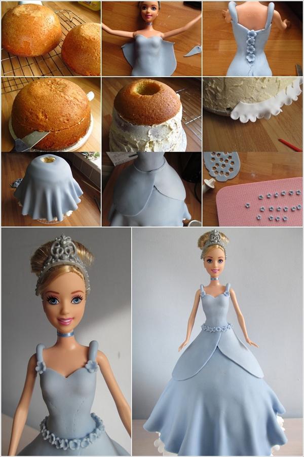 Торт на День рождения девочки