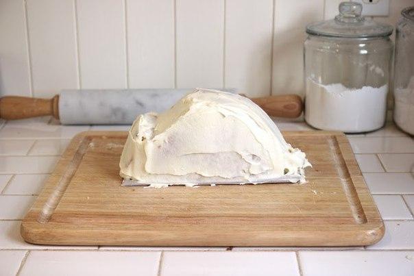 Пасхальный торт своими руками