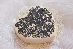 Как украсить торт шоколадом или конфетами