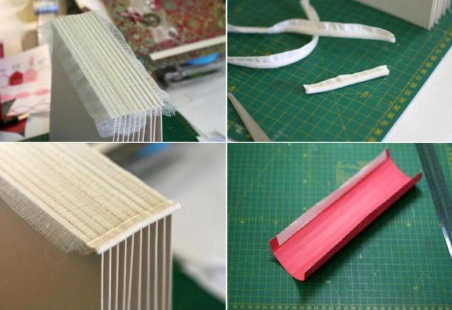 Как склеить страницы для фотоальбома