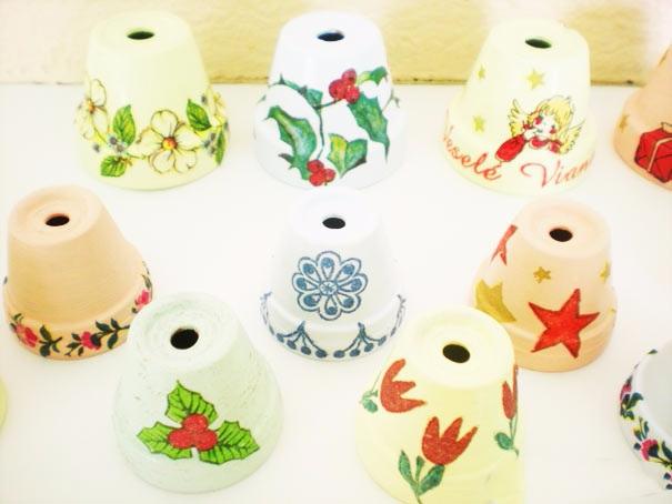 Декоративные колокольчики на Новый год