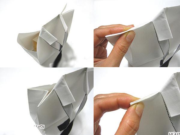 Пакет с галстуком