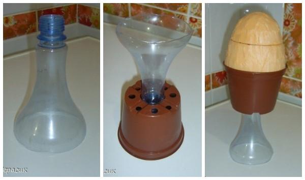 Как сделать заготовку для шкатулки в виде яйца