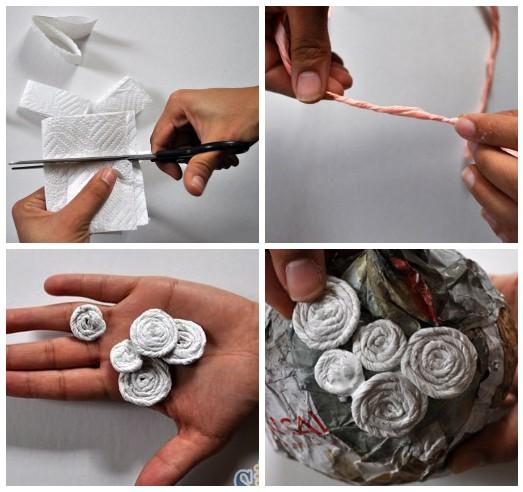 Как сделать тыкву для декора