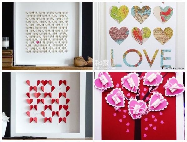 50 идей декора ко Дню Святого Валентина