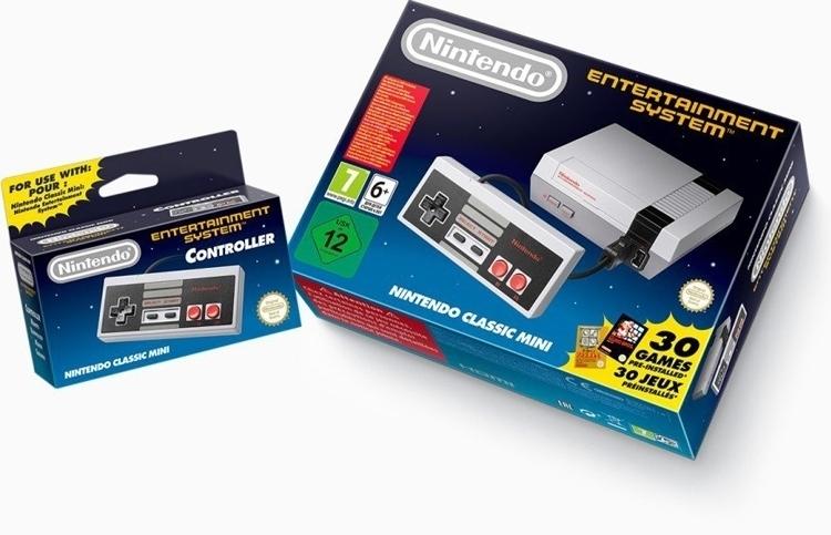 Приставка NES Classic Edition
