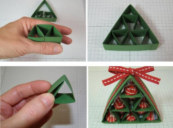 Как сделать подарочки с конфетами детям на Новый год