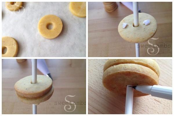 Как украсить печенье айсингом