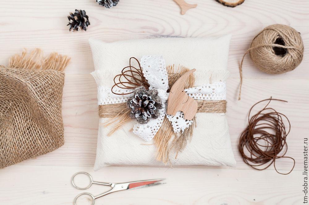 Романтичная упаковка подарков