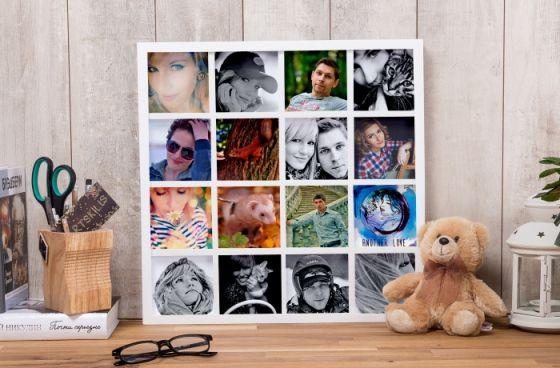 Большая рамка для фотографий