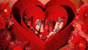 Как красиво упаковать подарок ко Дню Святого Валентина