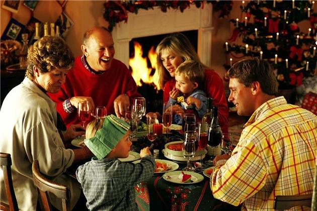 Праздник в кругу семьи