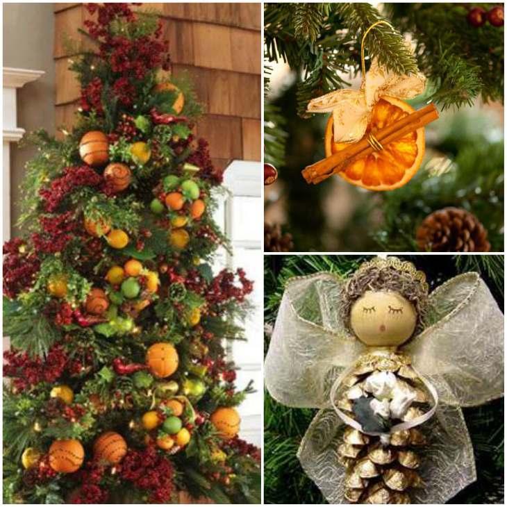 Как украсить новогоднюю ёлку?