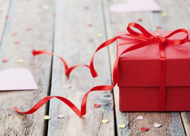 Подарки на 14 февраляя