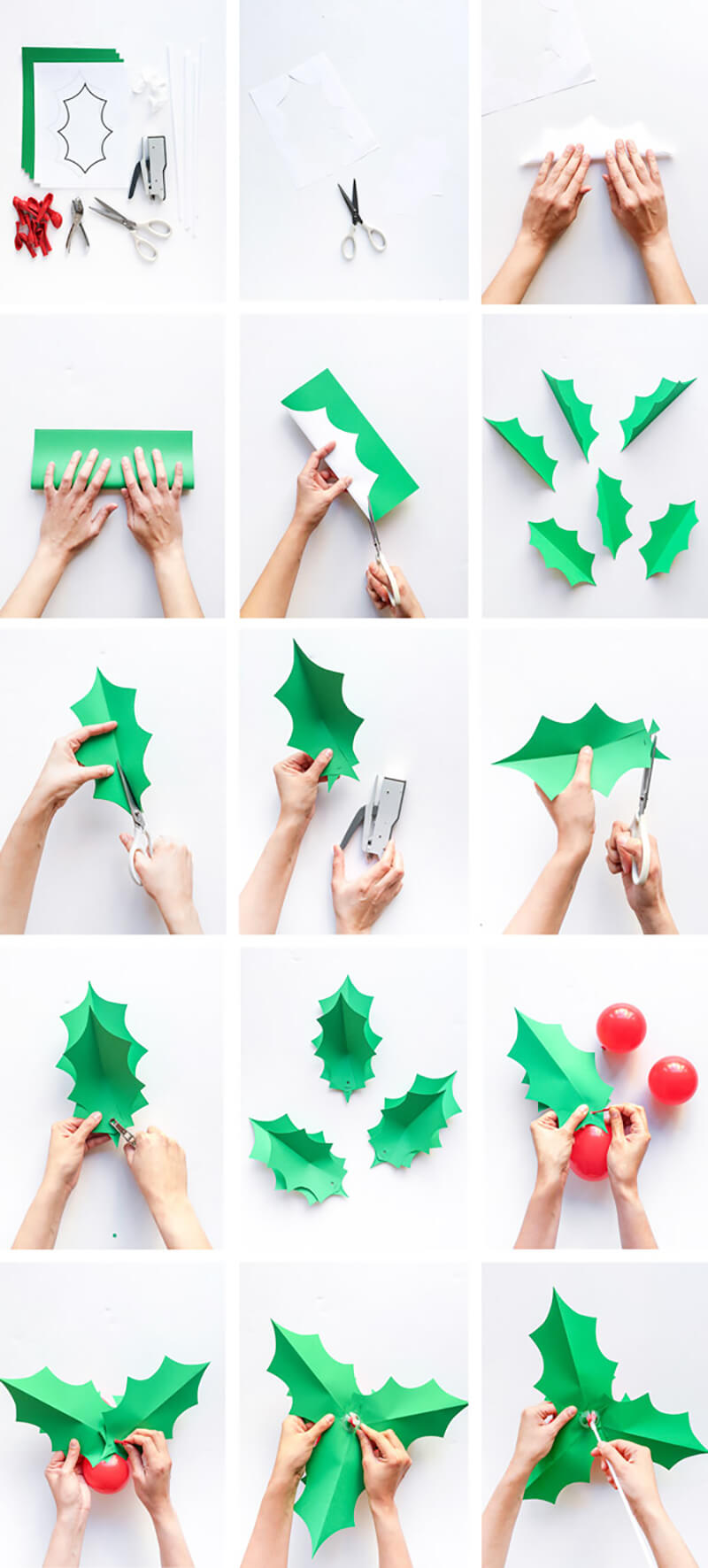 Новогодний декор своими руками