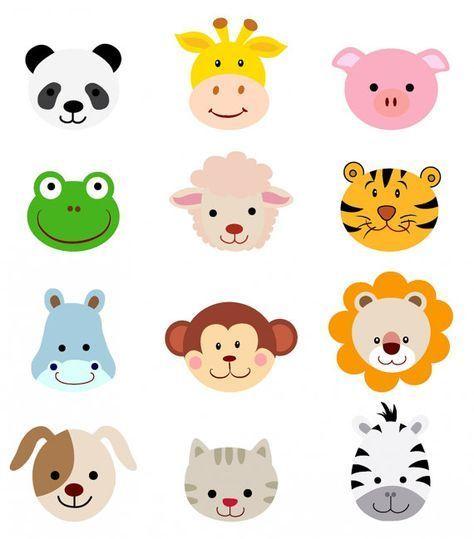 Шаблоны животных