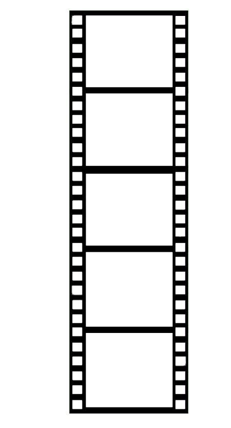 Шаблон кинопленки, негативов