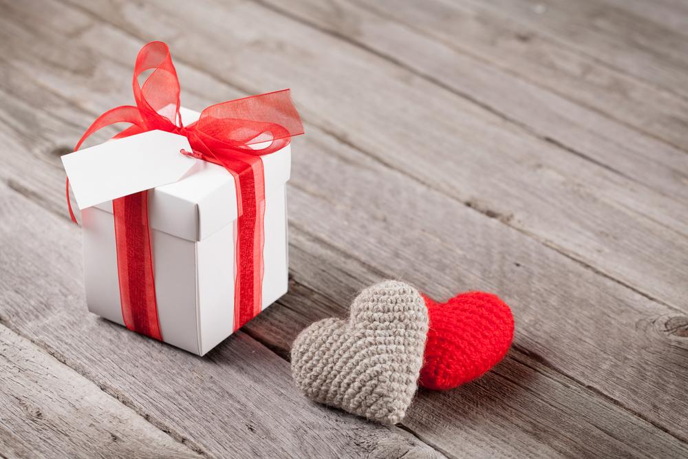 Идеи подарков ко Дню влюбленных