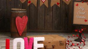 Большие плетеные буквы своими руками для декора