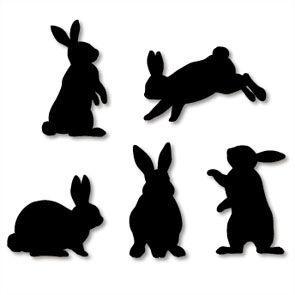 Шаблоны кроликов