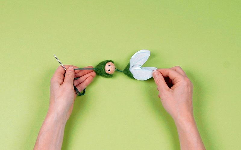 Как сделать оригинальный цветок своими руками