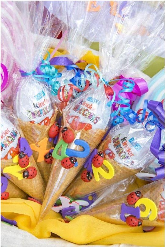Оформление сладких подарков для детей
