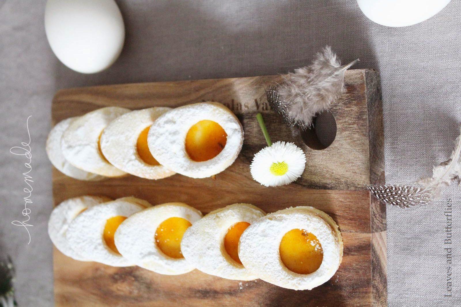 Печенье в виде яиц: оригинальный пасхальный десерт