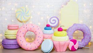 Вечеринка для сладкоежки: оформление праздника своими руками