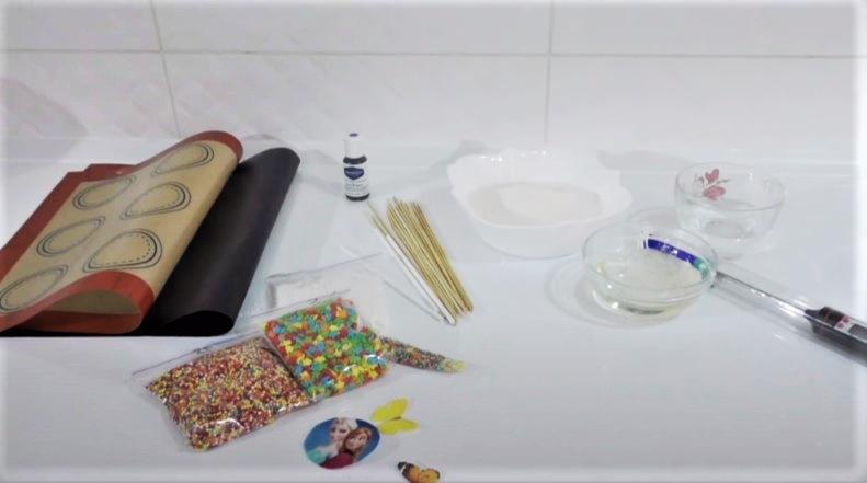 Как приготовить леденцы для детей
