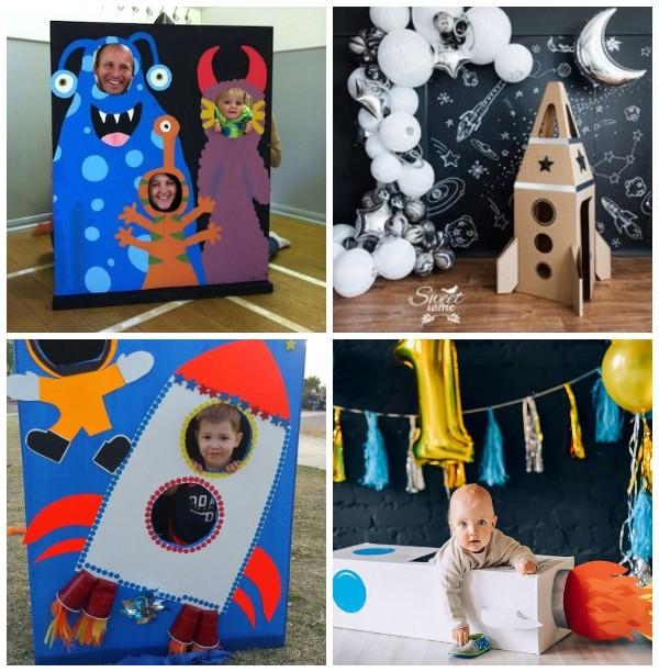 Баннеры для детского праздника своими руками